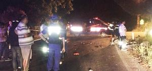 Alkollü sürücü dehşeti: 1 ölü, 1 ağır yaralı Muğla'nın Menteşe ilçesi Yerkesik Mahallesinde alkollü kamyon sürücüsünün çarptığı iki kardeşten birisi öldü, diğeri ağır yaralı olarak hastaneye kaldırıldı.