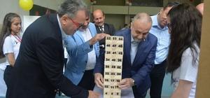 Osmaneli'de TÜBİTAK 4006 Bilim Fuarı Projeleri sergisi