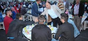 Beyşehir'de mahalle iftarları sürüyor
