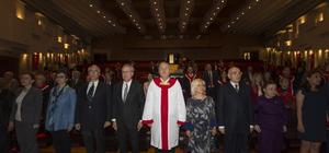 ODTÜ'nün 62'nci kuruluş yıl dönümü kutlandı