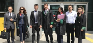"""Marley'e kavuşmak isteyen Baçaru'nun avukatından açıklama """"Bu tarz bir dava Türkiye'de ilk"""" """"Davanın sonuçlandığında köpeğimize kavuşacağımıza dair inancımız tam"""""""