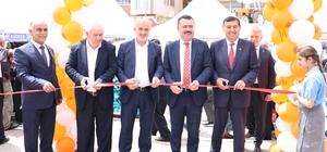 Atakum Hayır Çarşısı büyüyor 77'nci mağaza Havza'da kuruldu