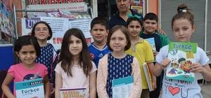 Iğdır'da ücretsiz kitap dağıtımı