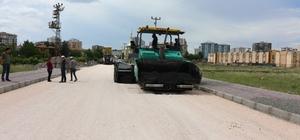 Bağlar Belediyesi asfaltlama çalışması başlattı