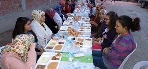 Odunpazarı Belediyesinden her gün farklı bir yere iftar yemeği