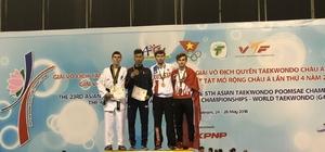 Alican Özcan'dan bronz madalya