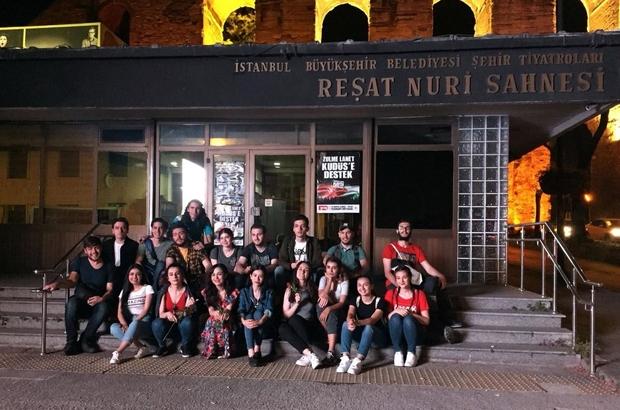 SDÜ öğrencileri 34. Genç Günler Festivali'ne katıldı