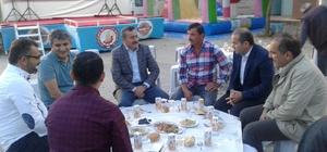 Başkan Tutal, Susuz ve Gölyüzü mahallesi sakinleri ile iftar açtı