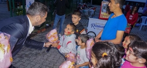 Sivrihisar'da mahalle iftarları başladı