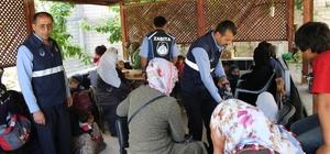 Bingöl'de dilenci operasyonu: 40'ı yakalandı
