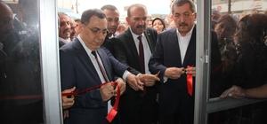 MHP  ilk seçim bürosunun açılışını gerçekleştirdi