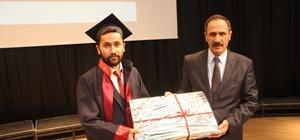 FÜ Mühendislik Fakültesinde mezuniyet töreni