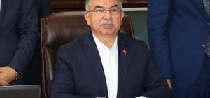 """Milli Eğitim Bakanı Yılmaz: """"Türkiye'nin tökezlemesini bekleyenler var"""""""
