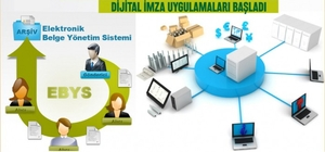 Seydişehir Belediyesi e-imza uygulamasına geçti