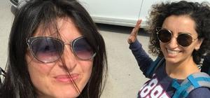 50 kez otostopla araç değiştirip, 1 haftada Karadeniz'i gezdiler