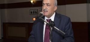 Erzurum Protokolü Rektör Çomaklı'nın iftar davetinde bir araya geldi