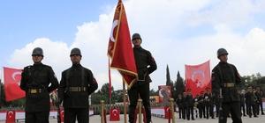 Isparta ve Burdur'da yemin eden askerler göğüs kabarttı