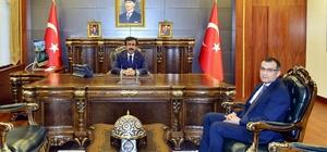 Lice Kaymakamı ve Belediye Başkanı Abdulkadir Çelik görevine başladı