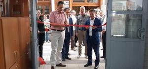 Atatürk Ortaokulu Tübitak 4006 Bilim Fuarı açıldı