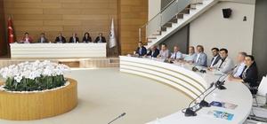 Kayseri Üniversitesi İlk Senato Toplantısını Yaptı