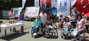 Tekerlekli Sandalye Türkiye Tenis Şampiyonası sona erdi