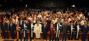 ERÜ İletişim Fakültesi 2017-2018 Mezunlarını Verdi İletişim Fakültesi'nde 3 bölümden 450 öğrenci mezun oldu