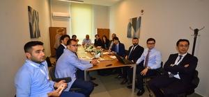 Adana Şehir Hastanesi Japonların ilgi odağı Japonya'nın  iki teknoloji devi Adana Şehir Hastanesi'nde incelemede bulundu