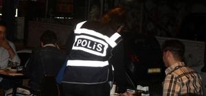 Antalya'da bir hafta içinde 35 bin kişi sorgulandı 137,8 gram esrar, 35,3 gram eroin, 10,8 gram kokain, 598 adet uyuşturucu hap, 11 tüfek, 16 tabanca ele geçirildi