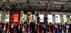 Bafra ve Alaçam MYO'da mezuniyet heyecanı