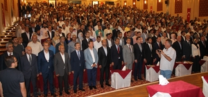 AK Parti Mardin milletvekili adayları kamuoyuna tanıtıldı