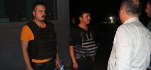 Vali Atik'ten güvenlik noktasına ziyaret
