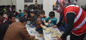 Türk Kızılayı'ndan iftar programı