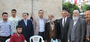 Silvan'da iki bin kişilik kardeşlik iftarı