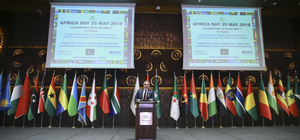 """Başkentte """"Afrika Günü"""" etkinliği"""