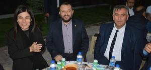 """AK Partili İnceöz: """"Ne yaparlarsa yapsınlar bizi asla vatansız bırakamayacaklar"""""""