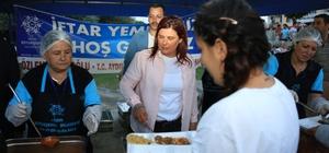 Başkan Çerçioğlu Sökelilerle iftar yaptı