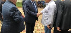 Başkan Baran, Çamlıtepe Mahallesi'nde vatandaşlar ile bir araya geldi