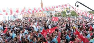 """İyi Parti Genel Başkanı Meral Akşener: """"Cumhurbaşkanı seçildiğimde şeker fabrikaları satışını iptal edeceğim"""""""