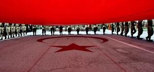 Erzincan da 3 bin 216 mehmetçik yemin etti