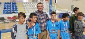 Umurbey Belediyesi sportif faaliyetlerde zirvede