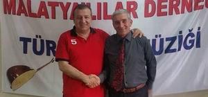 Ankara Malatyalılar Derneğinde Bilgili dönemi