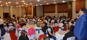 Emet Belediyesi çalışanlarına iftar