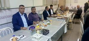Erzincan İhlas Holding çalışanları iftarda buluştu