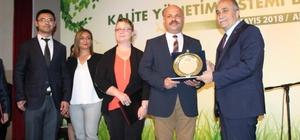 Kırkklareli'nde hayvancılığın kalitesi artacak Kırklareli Gıda Tarım Ve Hayvancılık Müdürlüğü'ne kalite belgesi