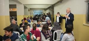 Dumlupınar ve Ağaçköy'de iftar