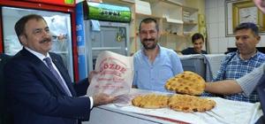 Bakan Eroğlu, memleketi Şuhut ilçesinde iftar verdi