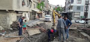 Şırnak Belediyesi, Ramazan ayında da çalışmalarına ara vermeden devam ediyor