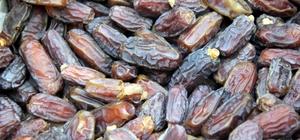 Ramazan'da hurma satışları durgun