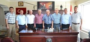 AK Parti adayı Özkan'dan Soma'daki STK'lara ziyaret