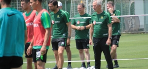 Avustralya Milli Futbol Takımı'nın Antalya kampı